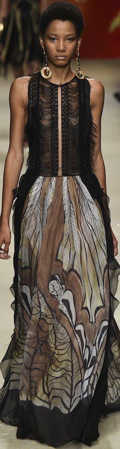 Alberta Ferretti Spring Summer 2016 RTW Haute Couture