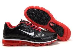 info for cb9fb e68eb Nike Air Max 2011 Men s Running Shoe 456325 004 Black White Red Nike Air