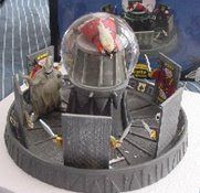 Disney Snowglobes Collectors Guide: Nightmare Before Christmas Snowglobe