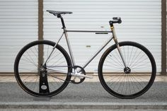 CINELLI×MASH WORK Custom Complete Bike  / チネリ マッシュ ワーク カスタム コンプリートバイク