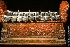 Gamelan Bali- traditioanal Indonesian instrument