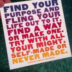 Find it. #motivation #inspiration