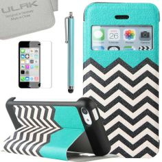 Pandamimi ULAK(TM) PU Leather Wallet Stand Case Cover for Apple iPhone 5C With Screen Protector and Touch Stylus (FOLLOW THE SKY) ULAK,http://www.amazon.com/dp/B00H7OFZPW/ref=cm_sw_r_pi_dp_RYchtb1SY4KCJQYQ