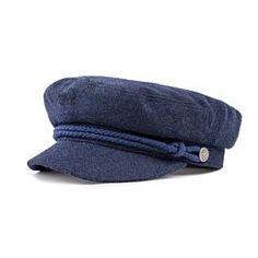 Peaked Cap Sailor Cotton Jeans Various Colours Elbsegler Hat Cap New
