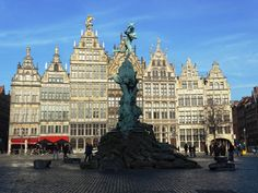 How to spend a day in Antwerp, Belgium. On this guide, you will learn what to see and do in Antwerp Belgium in one day including shopping and museums.