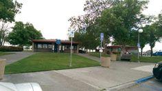 Maxwell Rest Area - Maxwell, CA