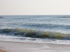 Nags Head North Carolina Ocean wave