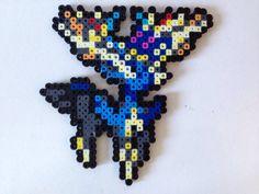 Articles similaires à Xerneas Yveltal Zygarde Perler Sprites sur Etsy Perler Bead Disney, Pokemon Perler Beads, Perler Bead Art, Motifs Perler, Perler Patterns, Pixel Art, Art Perle, Nerd Crafts, Hama Beads Design