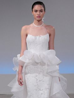 Isabelle Armstrong Fall 2017 bridal fashion week collection