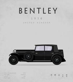 Illustration of Classic Cars Jeep Stickers, Car Illustration, Automotive Art, Jaguar, Vintage Cars, Classic Cars, The Unit, Poster, Behance