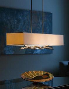 contemporary rectangle chandelier modernt home decor trends minimalist design