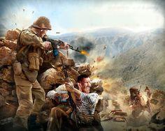 Soviet defense of Hill 3234, Soviet-Afghan War
