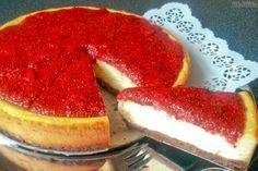 Recept: Cheesecake s jahodami – bez lepku
