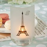 Eiffel Tower Design Candle Favors! These are great Wedding Favors, but you can use them for ANY occasion! New Years Eve, Christmas, Christening, Gallery events and more! Order online today!