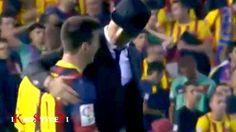 El video de c�mo 'CR7' consol� a Messi en la final de la Copa