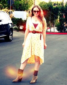 refashioned from a huge house dress!!!