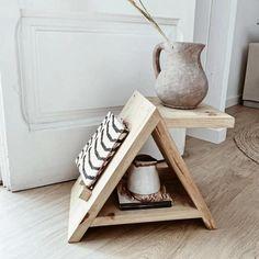 Reuse, Sweet Home, Shelves, Nature, Inspiration, Home Decor, Montessori Bedroom, Warm Home, Bedside Tables