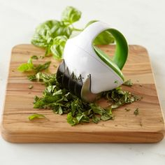 Zyliss Fast Cut Herb Tool #williamssonoma