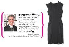 The Little Black Dress, updated. http://jgoertzen.avonrepresentative.com/