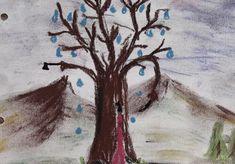Le test de l'arbre de Karl Koch — Nos Pensées Learning Psychology, Kochi, Moose Art, Painting, 1950, Social Work, Lifestyle, Personality, Weather
