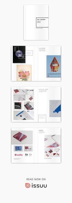 A portfolio of my graphic design work.