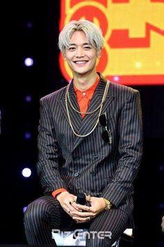 161004 Minho at SHINee Comeback Press Conference