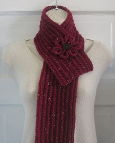I love being inspired by knit items and recreating them in crochet.