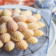Light and butter-y Madeleines are infused with the unmistakably delicate fragrance of orange blossom. These classic French pastries aresoeasy to make, and perfect for a Spring party! I recently acquired a little bottle of orange blossom water, aka Orange Flower Water. I was so happy to have the opportunity to bake with it, because honestly...Read More »