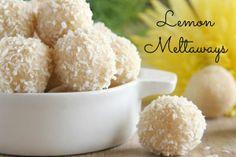 Lemon Meltaways.
