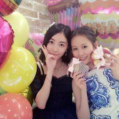 Maeda Atsuko & Matsui Jurina