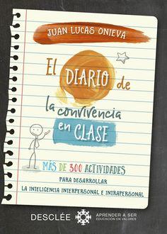 El Diario de la Convivencia en Clase es un excelente recurso para el autoconocimiento y la prevención de conflictos entre iguales. Sus más de 300 actividades y juegos están dirigidos a estudiantes de primaria y pueden realizarse individualmente, por parejas, en pequeños grupos o toda la clase.