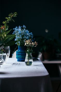 Alkuja / Beginnings – Suvi sur le vif My Flower, Flower Vases, Flower Pots, Flower Arrangements, Fresh Flowers, Wild Flowers, Beautiful Flowers, Hyper Realistic Paintings, Nature Table