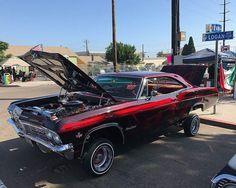 1965 Chevy Impala, Chevrolet Impala, My Dream Car, Dream Cars, Impalas, Lowrider, Chevy Trucks, Bel Air, Candies