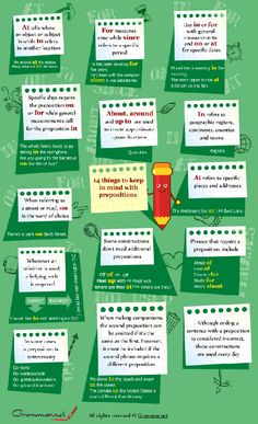 14 things to keep in mind with prepositions