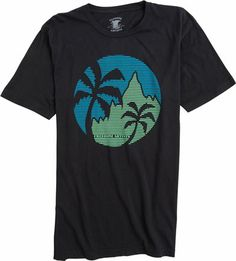 FREEDOM ARTISTS NATIVE PALMS SS TEE > Mens > Clothing > Tees Short Sleeve | Swell.com