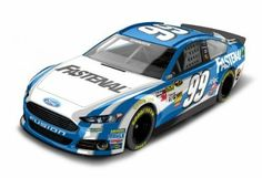 Amazon.com : Carl Edwards #99 Fastenal 2013 Ford Fusion NASCAR Diecast Car, 1:64 Scale HT : Sports Fan Toy Vehicles : Toys & Games
