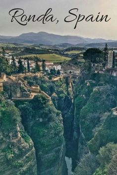Ronda has inspired romantic travellers for years - but why isn't this picturesque city in Spain plastered all over Instagram yet? Click to see a full city guide with plenty more pictures! #Spain #Travel #Europe #romantictravelpictures