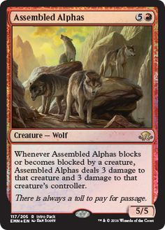 Assembled Alphas (Intro Pack)