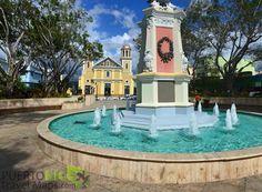 Plaza de Colón, Mayagüez