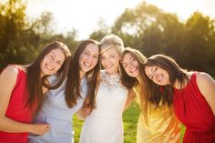Mismatched Bridesmaids: Trendy or Tacky?