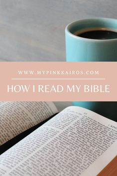 In this article, I am going to share with you my tips on how I read my Bible on an everyday basis.