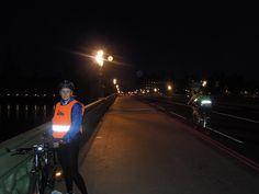Amy; Nightrider 2012 for Bridge 2 Aid