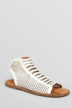 The New Gladiator Sandals You'll Wear All Summer #refinery29  http://www.refinery29.com/gladiator-sandals#slide12