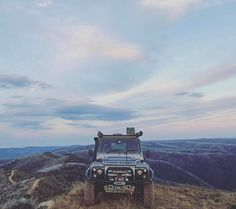 """41 Likes, 1 Comments - @landroverphotoalbum on Instagram: """"@defender90_orkney reaching new hights. #landrover #defender90 #landroverdefender…"""""""