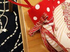 Nærbilde julestrømpe #julegave #håndarbeide #christmas #jul #christmaspresent #advent #julestrømpe