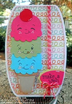 Free Ice Cream SVG Cutting File