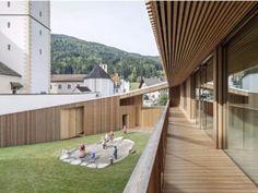 Feld 72 realizza nuovo Kindergarten a Bolzano - VisioneArredo.it