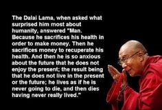 Dalai Lama Quote - The Story of My Life