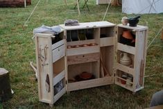 Luxury Outdoor Camping Kitchen Ideas For Comfortable Camping. If you are looking for Outdoor Camping Kitchen Ideas For Comfortable Camping, You come to the right place. Camping Diy, Camping Bedarf, Beach Camping, Outdoor Camping, Camping Hacks, Family Camping, Glamping, Camping Style, Camping Guide