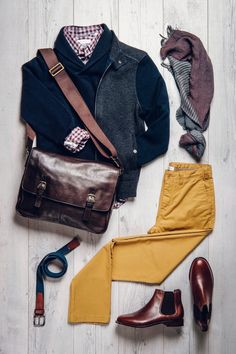 Hands up if your dad owns a pair of chinos. Just as I thought. All of you. Chinos are the quintessentialdad pants. Every dad has a pair in his wardrobe. Well, to be fair, they're the quinte…